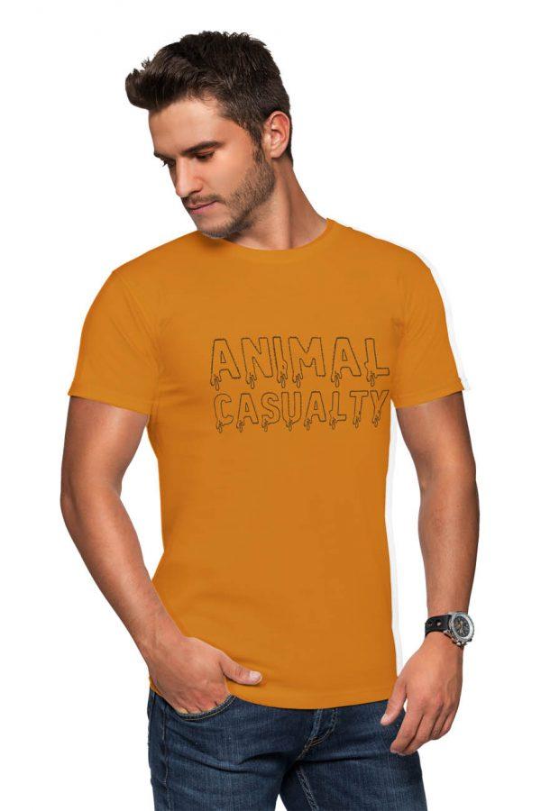 Koszulka ochrona zwierząt animal casualty