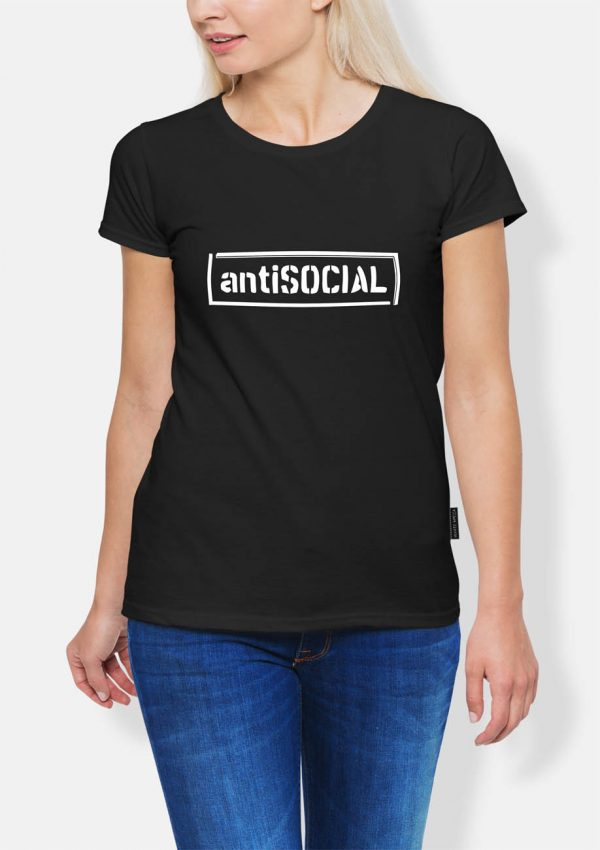 Koszulka antisocial