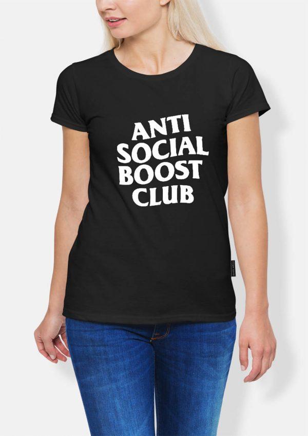 Koszulka antisocial boost club