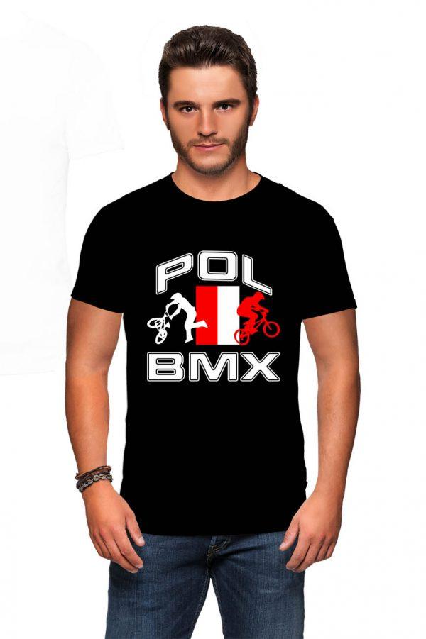 Koszulka bmx polska