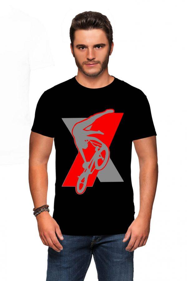 Koszulka bmx X