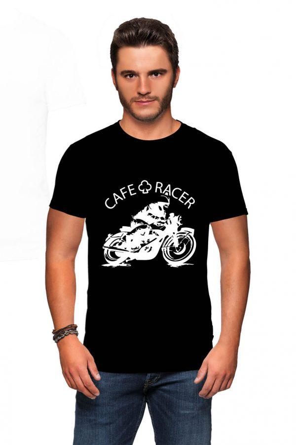 Koszulka cafe racer