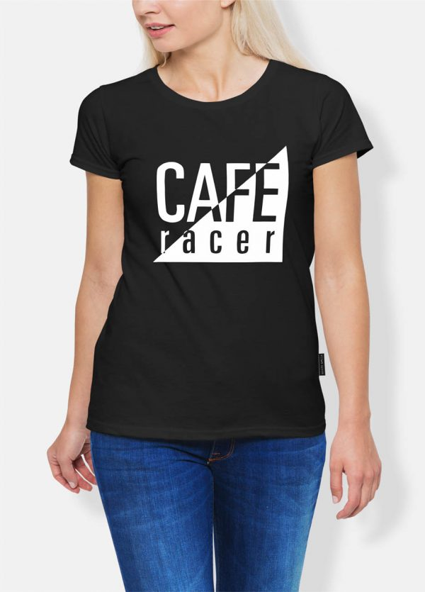 Koszulka cafe racer lady