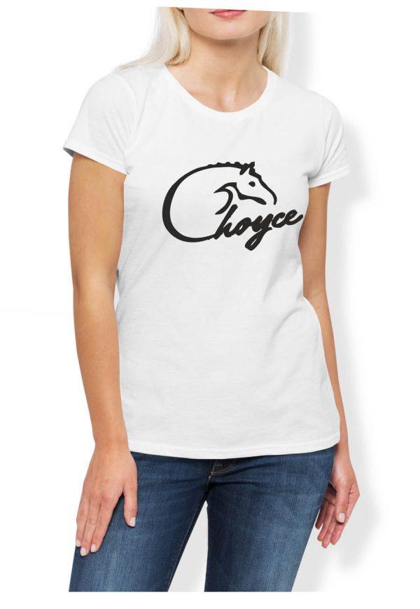 Koszulka jeździectwo choyce