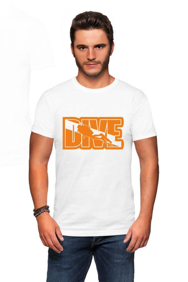Koszulka nurkowanie dive