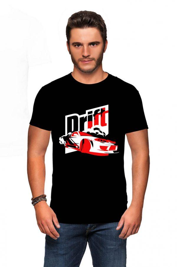 Koszulka drift auto