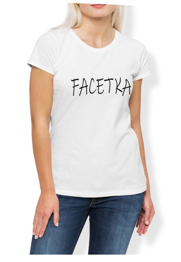 Koszulka facetka