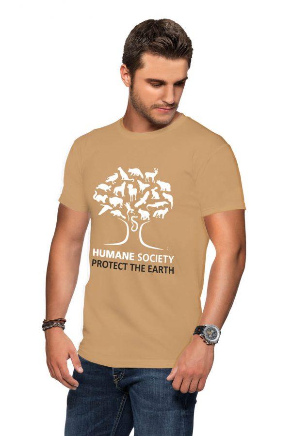 Koszulka ochrona przyrody human society