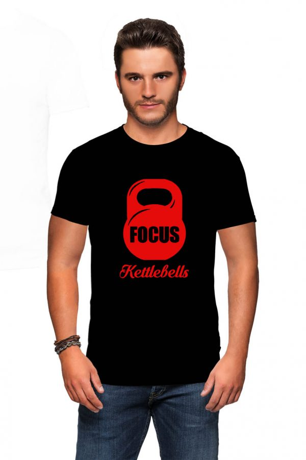 Koszulka kettlebell focus