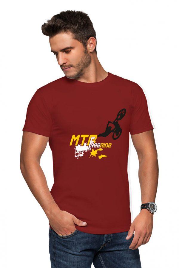 Koszulka mtb free ride