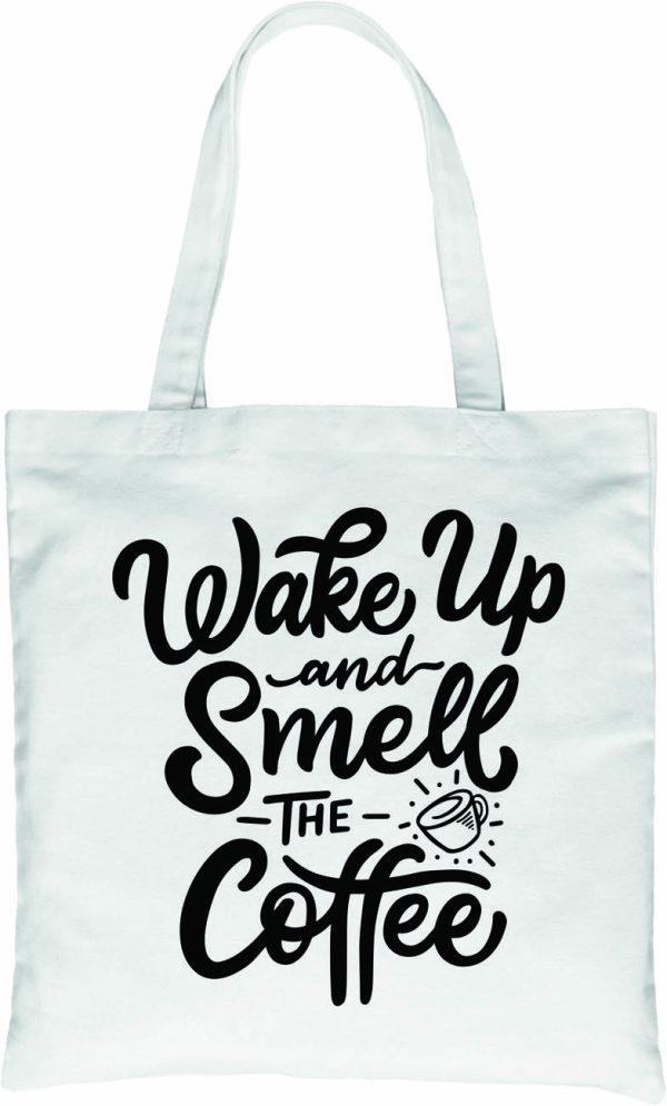 Obudź się i poczuj kawę