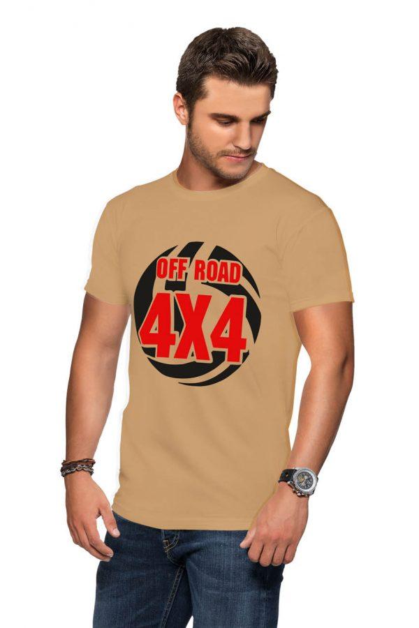 Koszulka off road 4x4