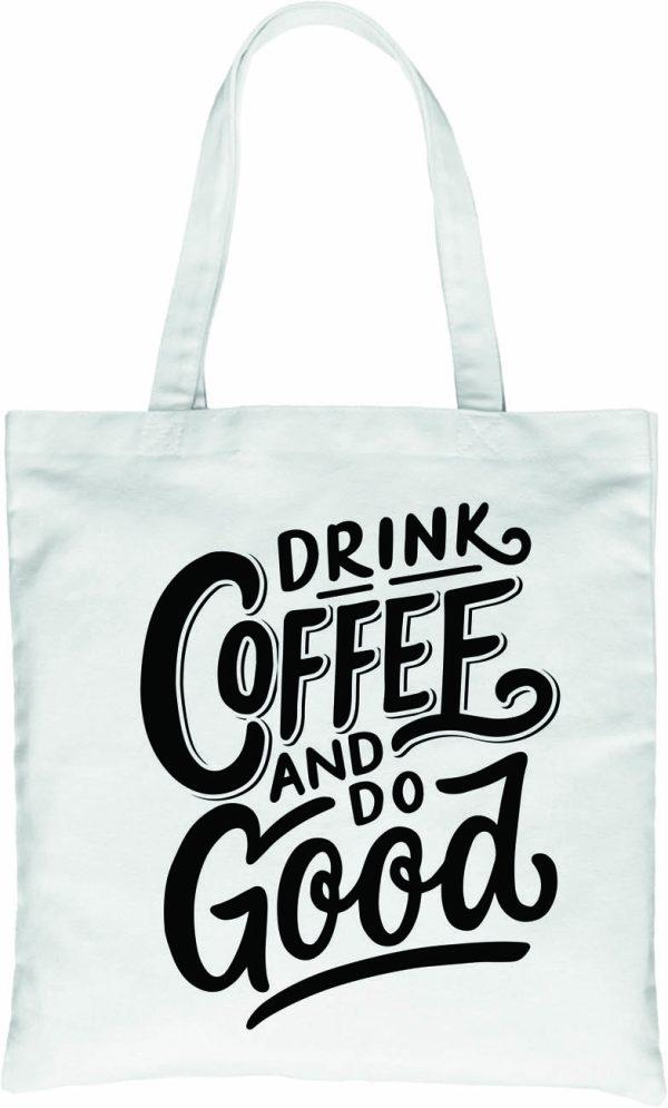 Pij kawę i czuj się dobrze
