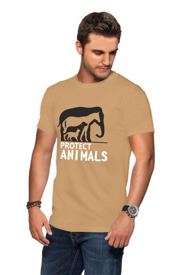 Koszulka ochrona zwierząt protect animals elphant