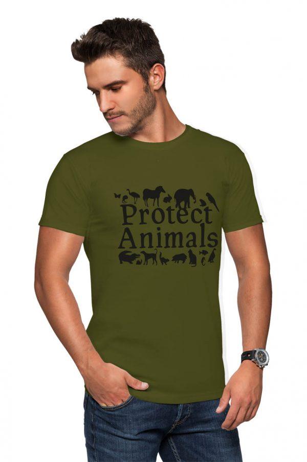 Koszulka ochrona zwierząt protect animals
