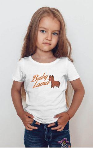 Koszulka baby lama