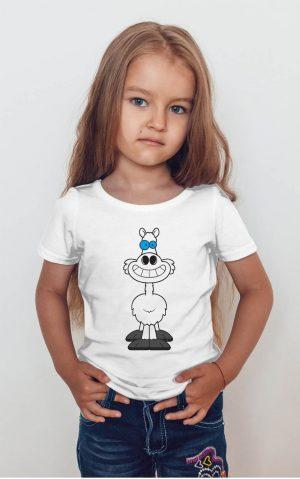 Koszulka lama śmieszna