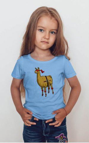 Koszulka lama żółw ninja