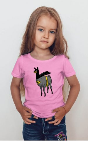 Koszulka lama batman