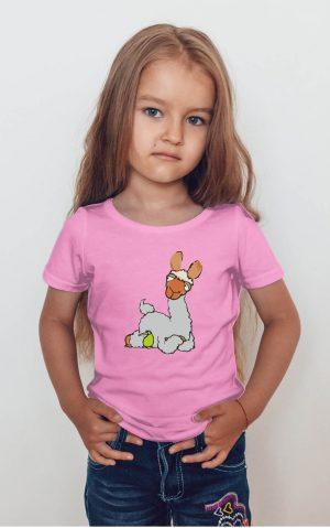 Koszulka lama i kiwi