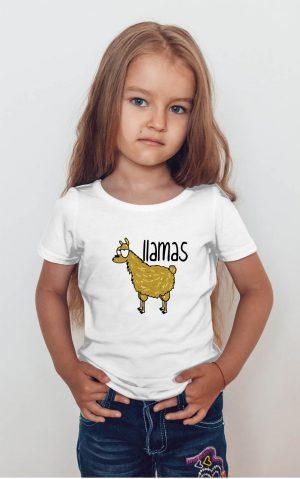 Koszulka lama lama