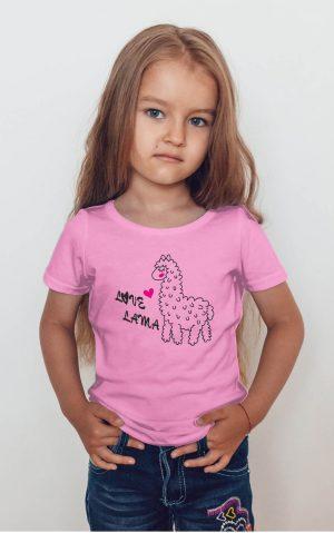 Koszulka lama love lama