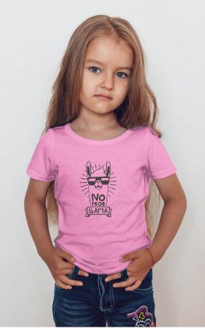 Koszulka no problem lama