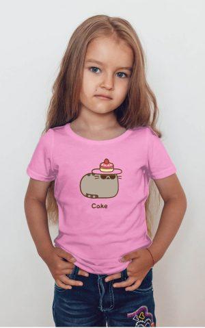 Koszulka kot puszin cake