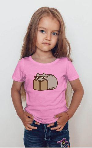 Koszulka kot puszin