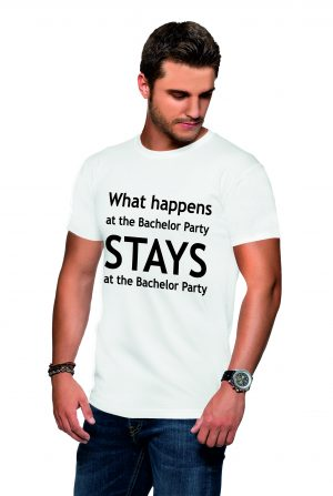 Koszulka na kawalerski impreza