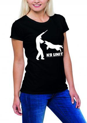 Koszulka przewdonik psa K-9