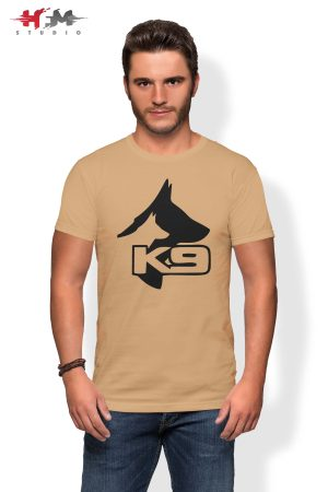 Koszulka przewodnik psa K-9