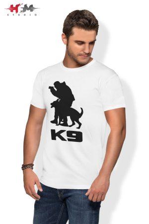 Koszulka przewodnik psa K-9 unit duet