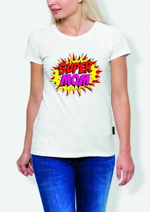 Koszulka dzień matki super mama