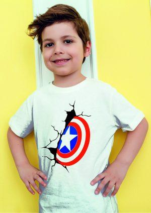 Koszulka z hulkiem