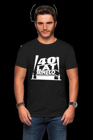 Koszulka na 40 urodziny - 40 lat minęło