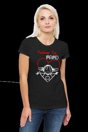 Koszulka na dzień mamy Kocham Cię