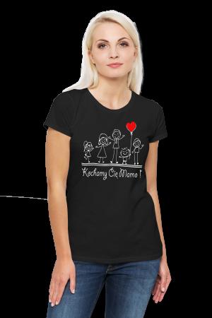 Koszulka na dzień matki Kochamy Cię Mamo