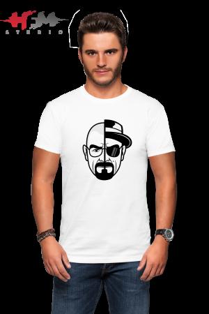 Koszulka breaking bad dwie twarze