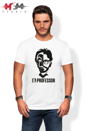 Koszulka el profesor salvador dali